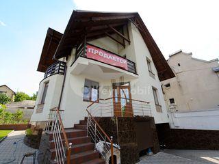 Casă cu 3 nivele, Buiucani, 200 mp. 229000 € !
