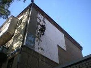 Высотные работы,  утепление фасада пенопластом лучшиe цены и качество!