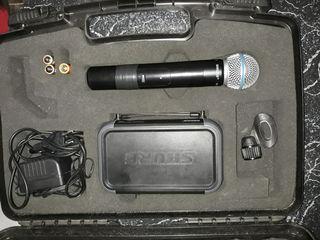 Микрофон Shure PGX2 Beta58a