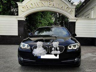 Solicită BMW cu șofer pentru evenimentul Tău!