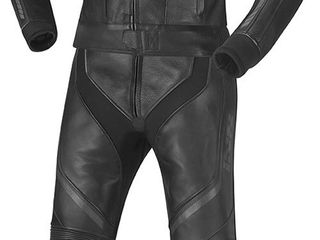 ixs vibe two piece leather suit (size 48)