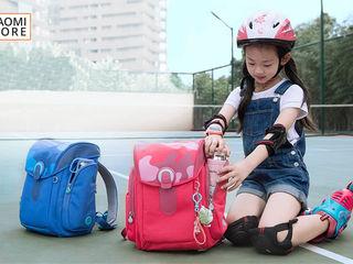 Ghiozdanul ortopedic Xiaomi Children School Backpack - unic ghiozdan pentru micul tău şcolar!