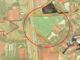 Botanica, str.Padurii/Muncesti, teren pentru constructii 12,6 ari!