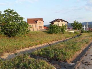 8 соток, коммуникации, пригород Кишинёва.