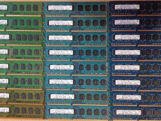 Vind RAM 4GB DDR3 (PC3; PC3L) pentru PC stationar ( diferite modele )