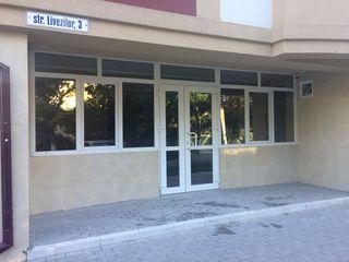 Spațiul comercial,40 м2, com.stauceni.