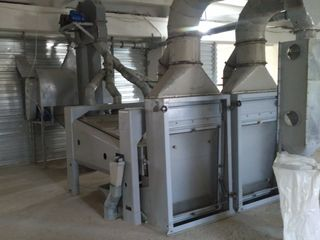 Servicii de curatire si calibrare a cerealelor (Peresecino)