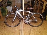 bicicletta sportiva shimano