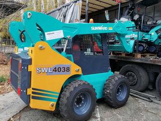 Incarcator frontal SWL4038