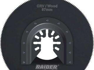 Насатки для шлифмашина многофункциональная 'raider