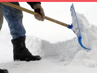 """Лучшая лопата для снега """"Бульдозер"""". Широкая! Легкая! Новая! Смотрите видео!"""