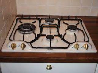 Ремонт и установка газовых плит и духовок.
