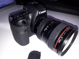 Canon 6D + 24-105mm EF F4 L IS USM