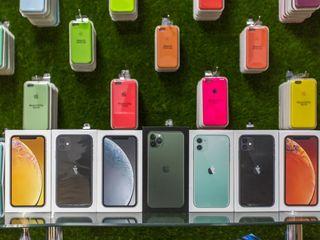 Гарантия 1 год.Абсолютно новые сертифицированные девайсы Apple Iphone!