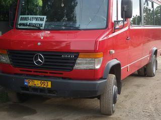 Mercedes VARIO 614