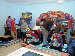Приглашаем детей и взрослых посетить новый игровой зал в торговом центре Джамбо 4этаж!