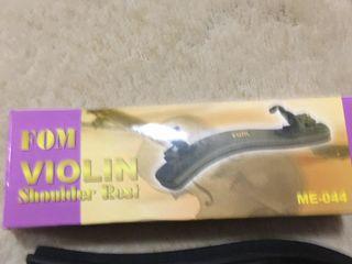 Contrabarbie Fom ME-044 pentru vioara 3/4 si 4/4