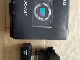 Fujifilm xm 1 ideal numai 600 cadre