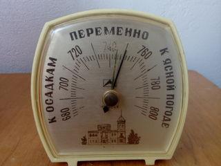 советский барометр для удачной рыбалки