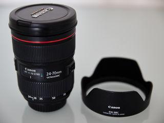 Canon ,Sigma obiective pro.