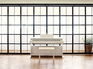 Bысококачественное цифровое пианино Casio AP-270 WE  для музыкантов любого уровня / Pian digital alb