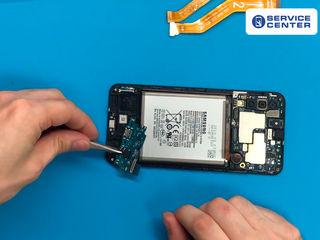 Samsung Galaxy A50 (2019) A505, Smartphone-ul nu se încărca? Vino să înlocuiești conectorul!