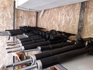 Restaurarea amortizatoarelor pe airmatic-pneumatice