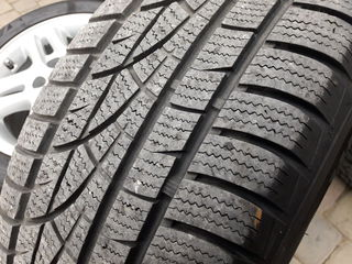 Zima Hankook 2013 god visota protectora 6,00mm-6,5mm R16 205/55 bez defectov