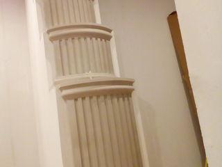 Carnizuri,coloane din gips