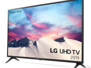 "LG diagonala 43""  model nou 2019 UHD 4K smart tv webOS, wifi, bluetooth, + 2 ani garantie + cadouri"