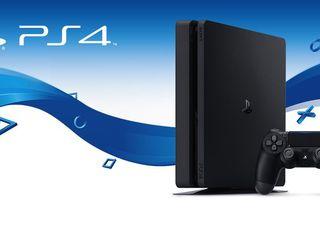 PS4, PS4 Pro + 30 игр (новые, гарантия) доставка бесплатно!
