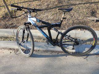 Bicicleta Suspensie Dubla
