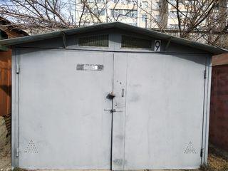 Vind garaj, Posta Veche, Ceucari