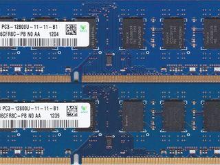 Куплю DDR3 по 4гб и DDR2 по 2гб б/у для стационарного компа