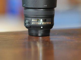 Nikon 50 mm 1.8 G