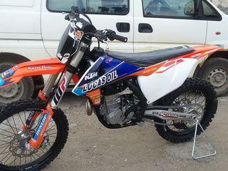 KTM sxf450f