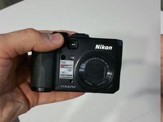 Отличный фотоаппарат Nikon Coolpix P6000