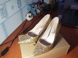Волшебные, золотые туфли!