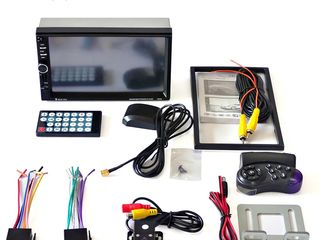Magnitola Auto / Автомагнитола 1DIN,2DIN,USB,Radio,Bluetooth, 60 Вт х 4