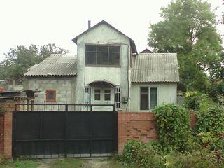 Продаем дом с участком в селе Бык, мун. Кишинэу