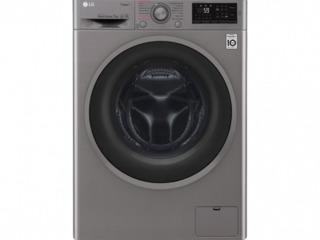 Стиральная машина LG F2J6HS8S  Полногабаритная/ 7 кг/ Серый