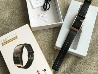 Bratara fitness noua elita FitCloud classic fitnes-tracker(curalusa din piele,design individual)