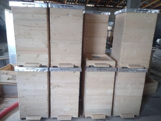 Stupi si rame pentru albini inventar apicol