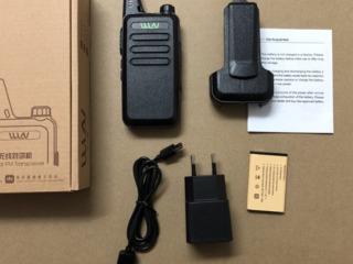 Рация WLN KD-C1 - 2 штуки в наборе