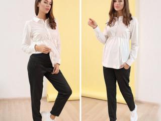 Pantaloni clasici pentru mamici cu burtici /Классическиe брюки для беременных