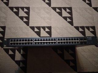 Tp-link gigabit smart switch tl-sg2452