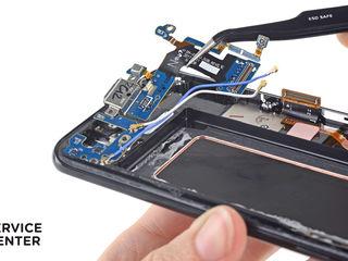 Samsung Galaxy A6 2018 (SM-A600FZ)  Nu se încarcă smartphone-ul? Înlocuiți conectorul!