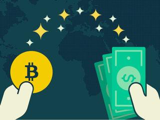 Bitcoin (BTC) продажа и покупка за наличные.
