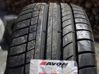 Новые летние шины avon 235/40 r18