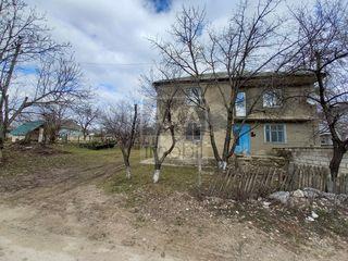 Vânzare o parte din casă - 110 mp, teren adiacent de 4 ari! Strășeni, s. Micăuți